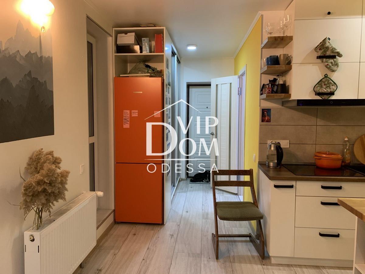 Двухуровневая квартира с авторским ремонтом