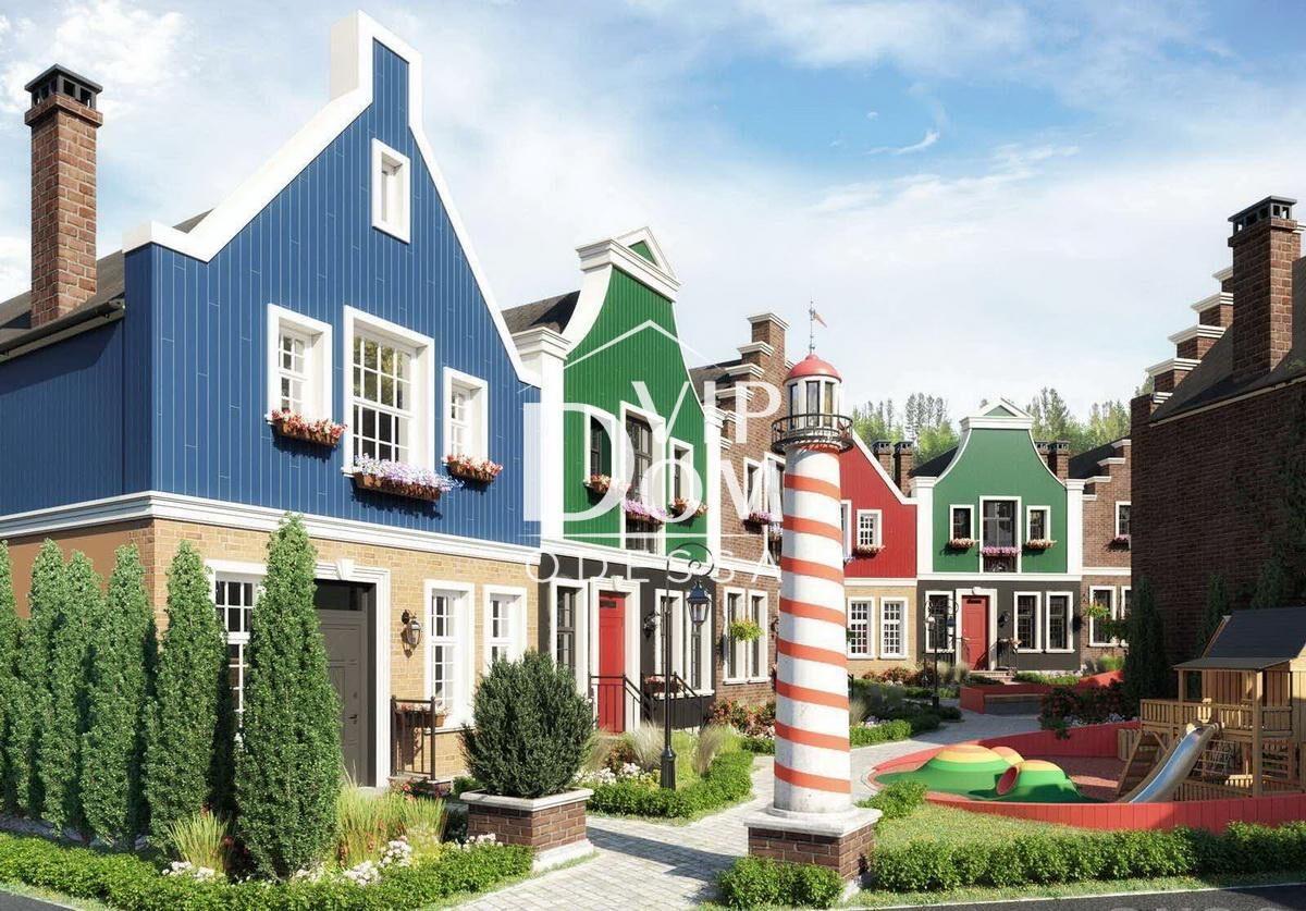 Продам дома в голландском стиле. Одесса.