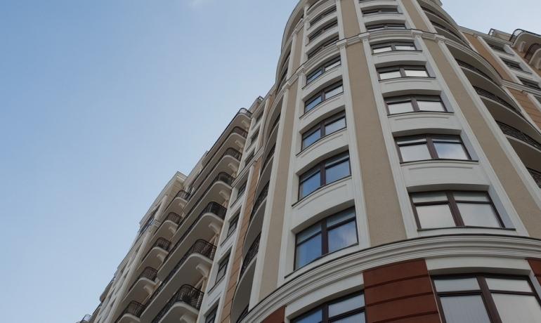 Квартира в Каркашадзе