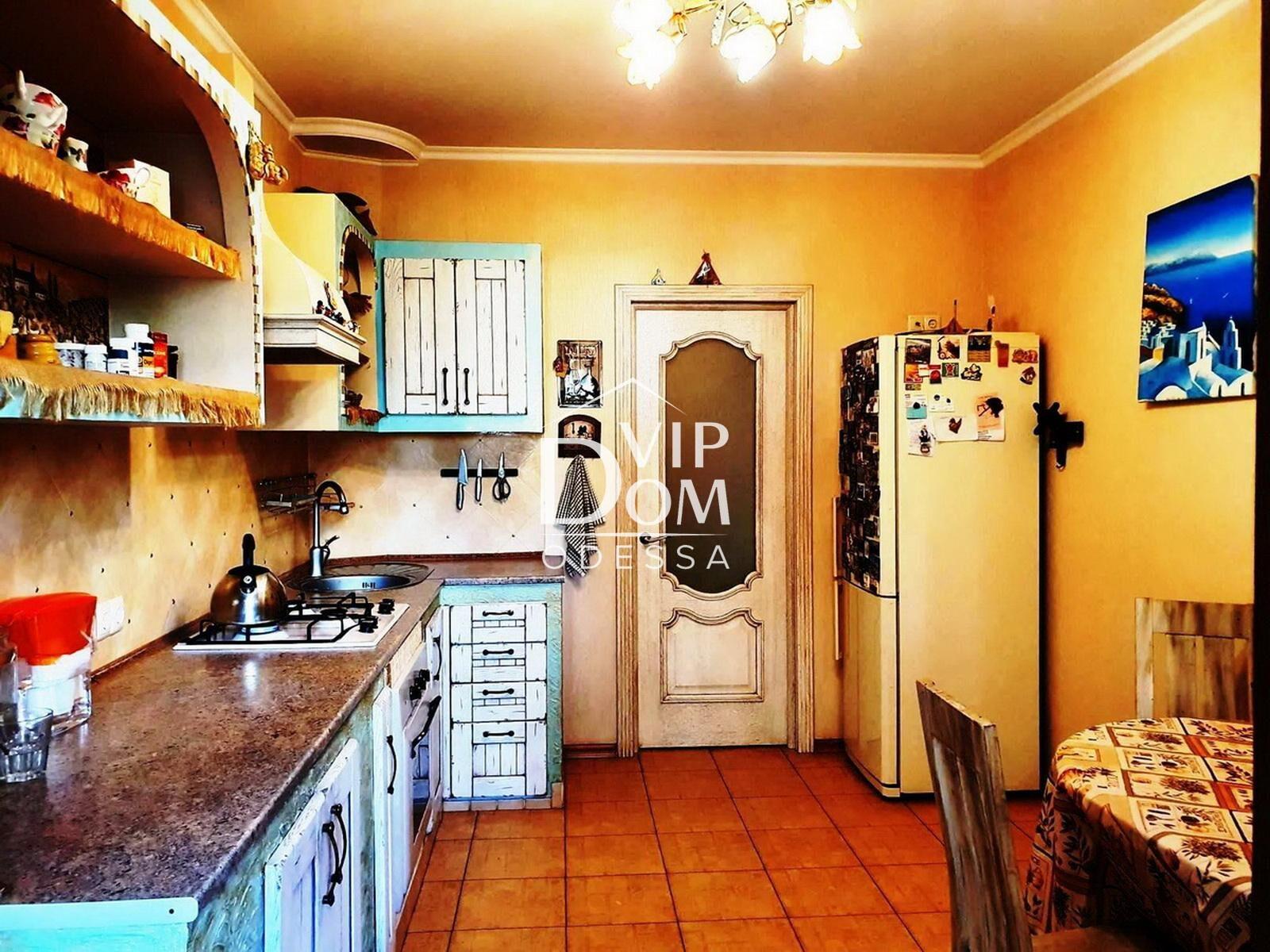 Квартира ул. Сахарова. Новый дом.