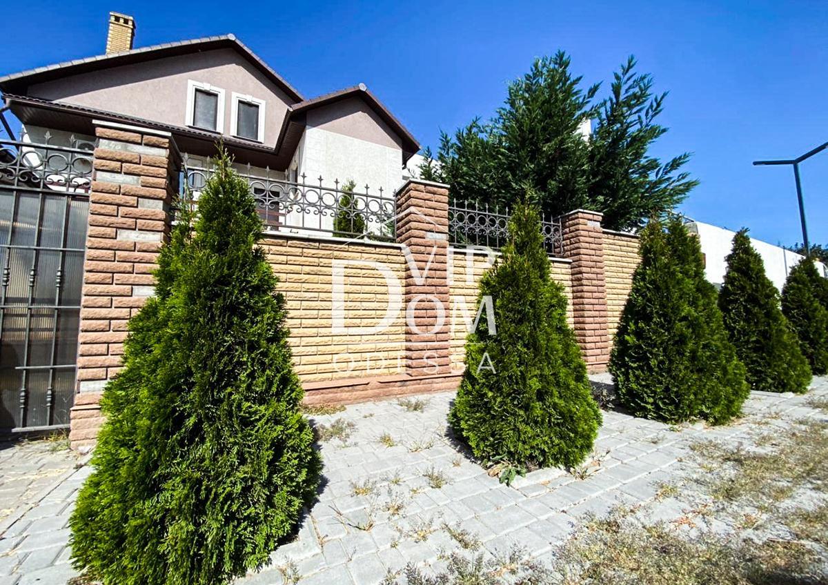 Дом в Одессе на участке 7,5 соток. Совиньон. Люстдорф.