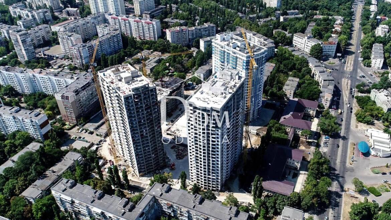 Однокомнатная квартира на проспекте Гагарина с видом на море!