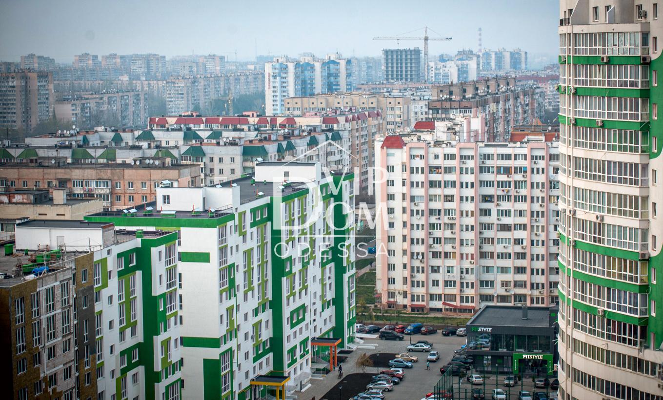 Двокімнатна квартира в Одесі на Котовського.