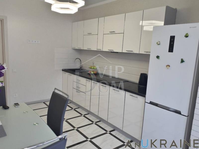 Квартира в ЖК «Вернисаж» на улице Костанди