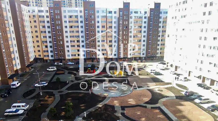 Новострой на посёлке Котовского. Сданный дом. Однокомнатная квартира.
