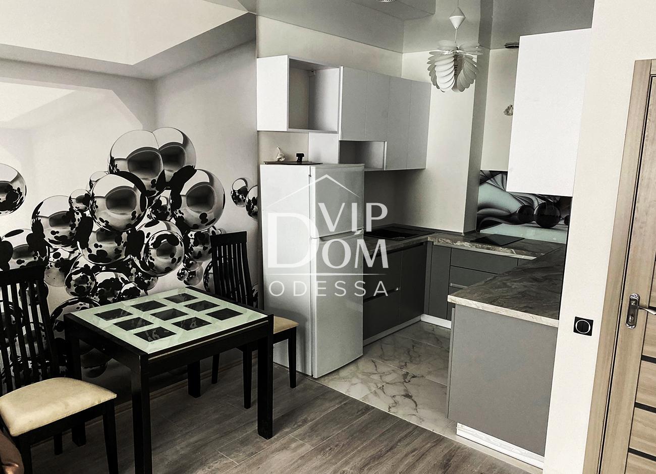 ЖК «Острова». Однокомнатная квартира с дизайном и инсталляцией.