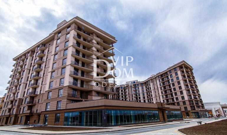 Однокомнатная квартира в Одессес приквартирным участком
