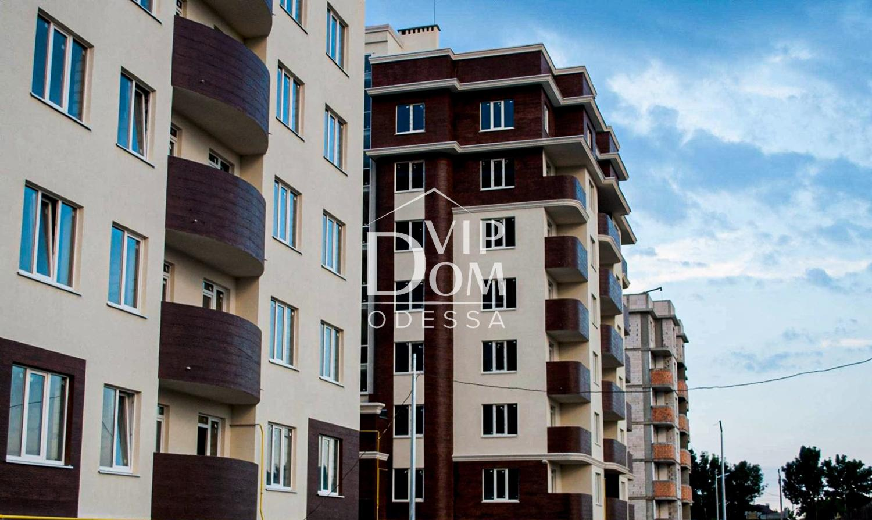 Стильна двокімнатна квартира в ЖК «Золота Ера» в Одесi.