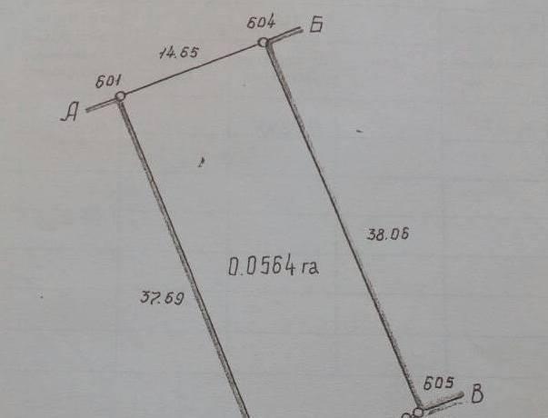 Продам  земельный участок на 14 Фонтана, 6 соток.