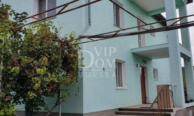 Отличный дом 240м² на участке 10 соток на станции Усатово. Эксклюзив!